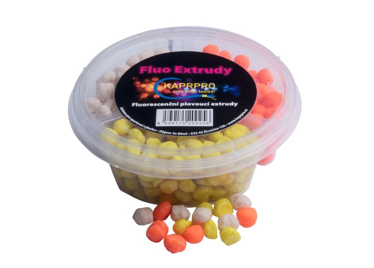 Fluo extrudy - SCOOPEX 3x80ml